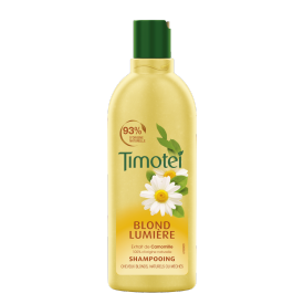 Avant de l'emballage apres-shampooing Timotei Golden Highlights Conditioner 300ml