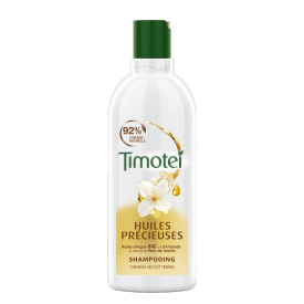 Avant de l'emballage shampooing Timotei Precious Oils Shampoo 300ml