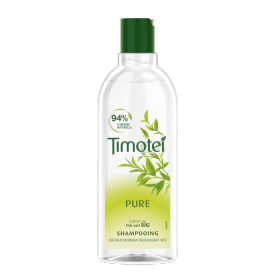 Voorkant van shampoo Timotei Pure Shampoo 300ml