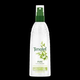 Voorkant van styling spray Timotei Pure Aquaspray 300ml
