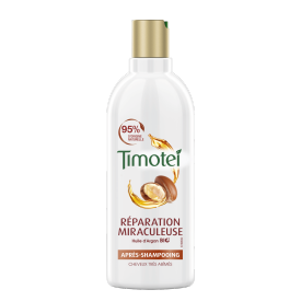 Voorkant van conditioner Timotei Miraculous Repair Conditioner 300ml
