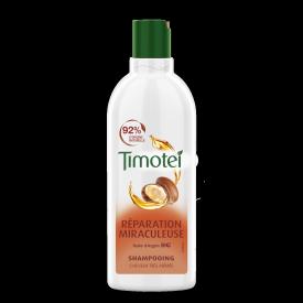 Voorkant van shampoo Timotei Miraculous Repair Shampoo 300ml