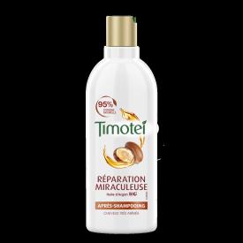 Front of pack Timotei Miraculous Repair Odżywka do włosów bardzo zniszczonych 300ml
