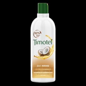 Front of pack Timotei 2in1 Intense Szampon z odżywką 2w1 do włosów suchych 400ml