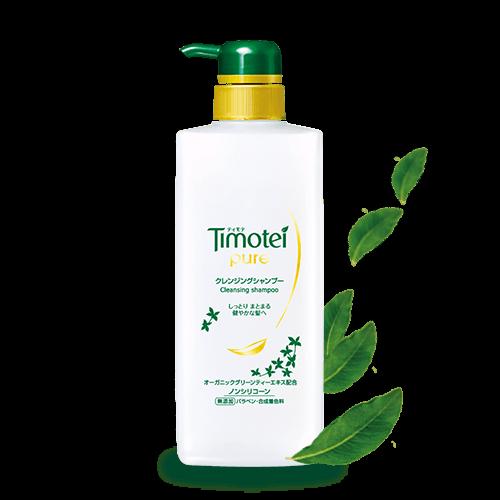 Timotei 產品系列 - 深層純淨洗髮精