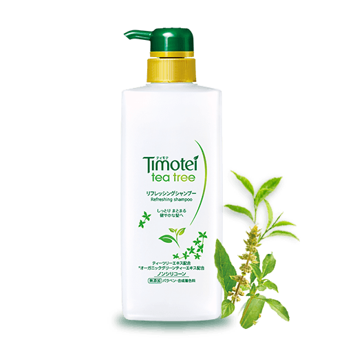 Timotei 產品系列 - 茶樹清爽植萃洗髮精