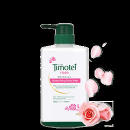 Timotei 產品系列 - 玫瑰植萃保濕沐浴露