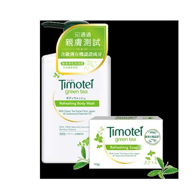 Timotei Taiwan - Body Pure